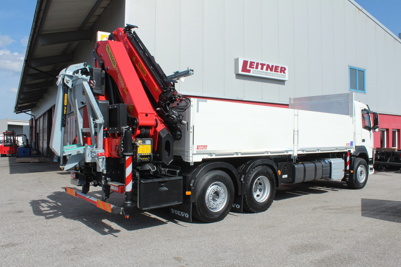 leitner - baustofftransport
